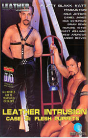 Leather Intrusion Case 3:flesh Puppets
