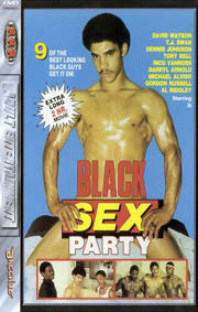 Black Sex Party 5
